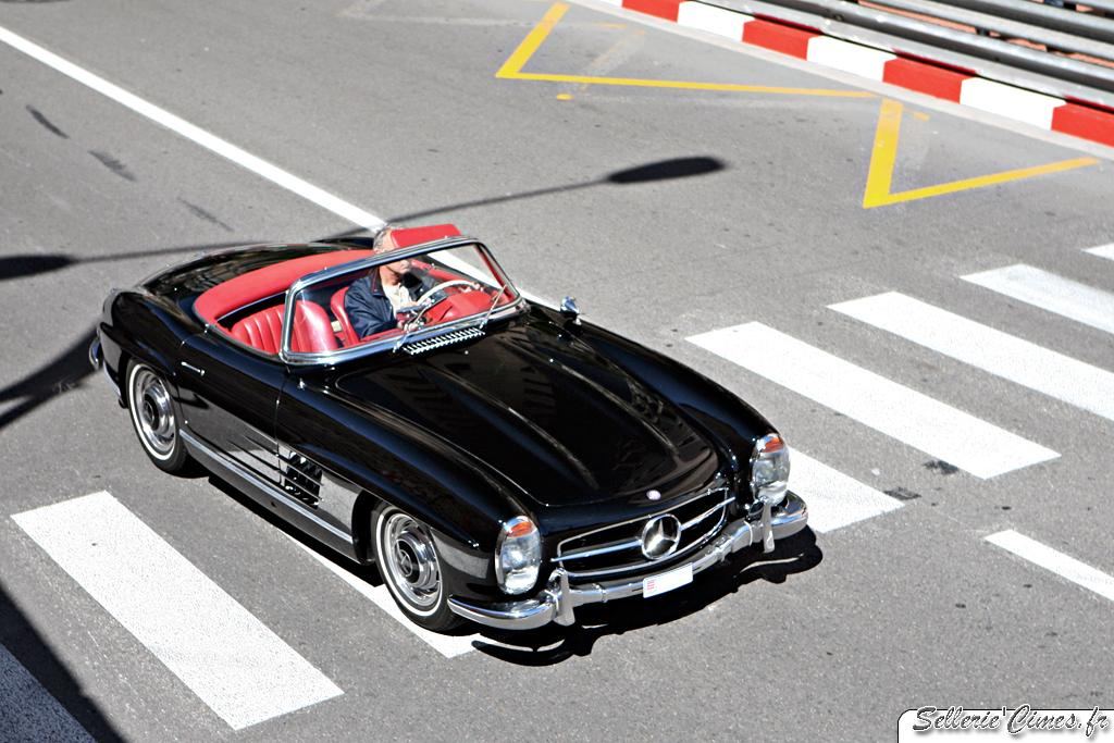 Mercedes 300 SL Roadster 001