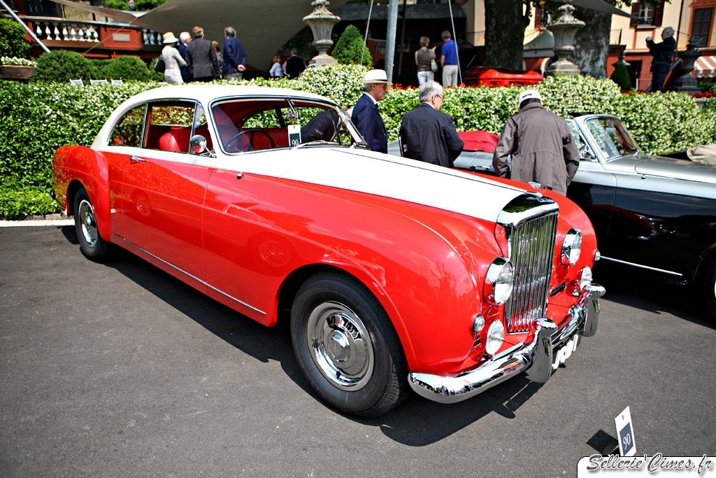 Bentley S1 Continental Coupé Fastback HJ Mulliner 001