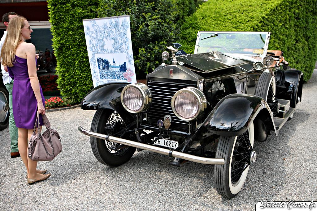 Rolls Royce Silver Ghost Picadilly Roadster (1922) 001