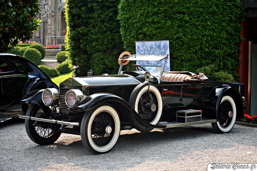 Rolls Royce Silver Ghost Picadilly Roadster (1922) 003