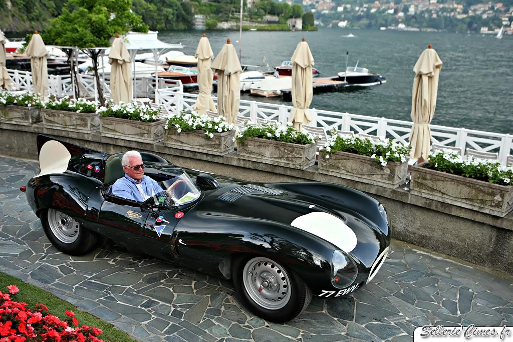 Jaguar D Type 003