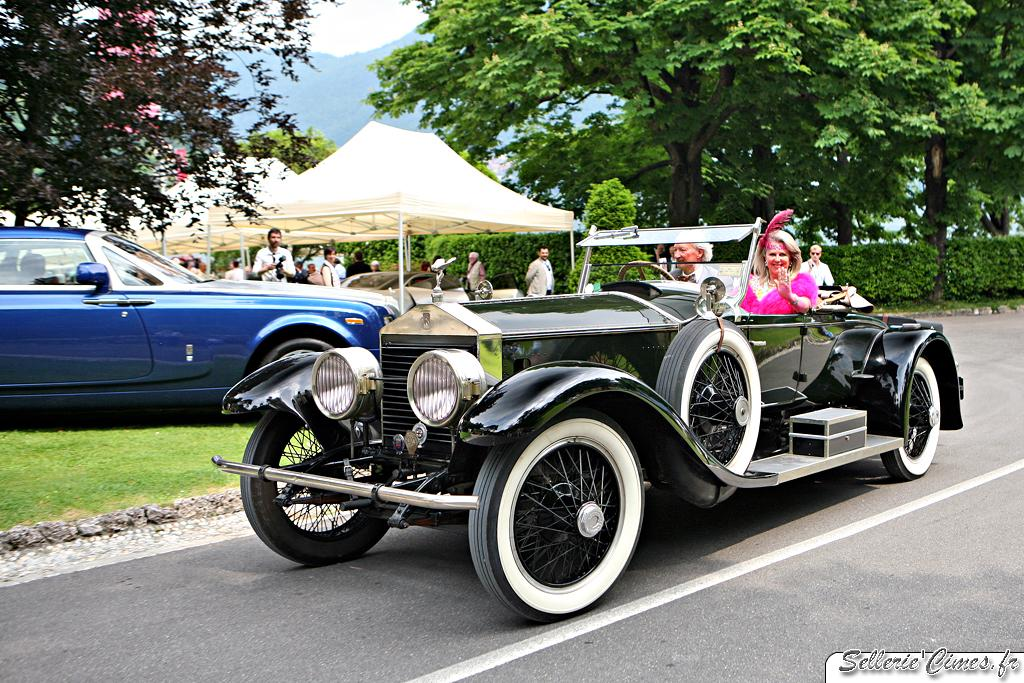 Rolls Royce Silver Ghost Picadilly Roadster (1922) 002