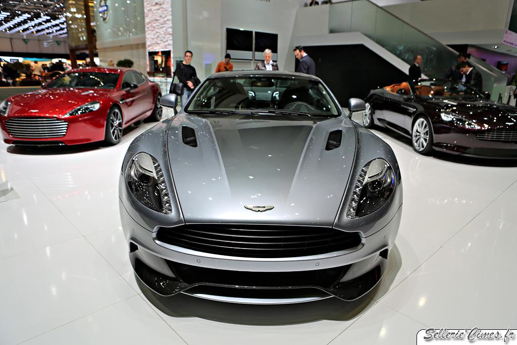 Aston Martin Vanquish Centenary Edition 100th 001