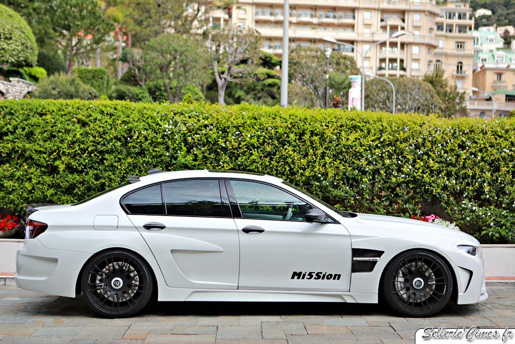 BMW M5 F10 Hamann Mission 002