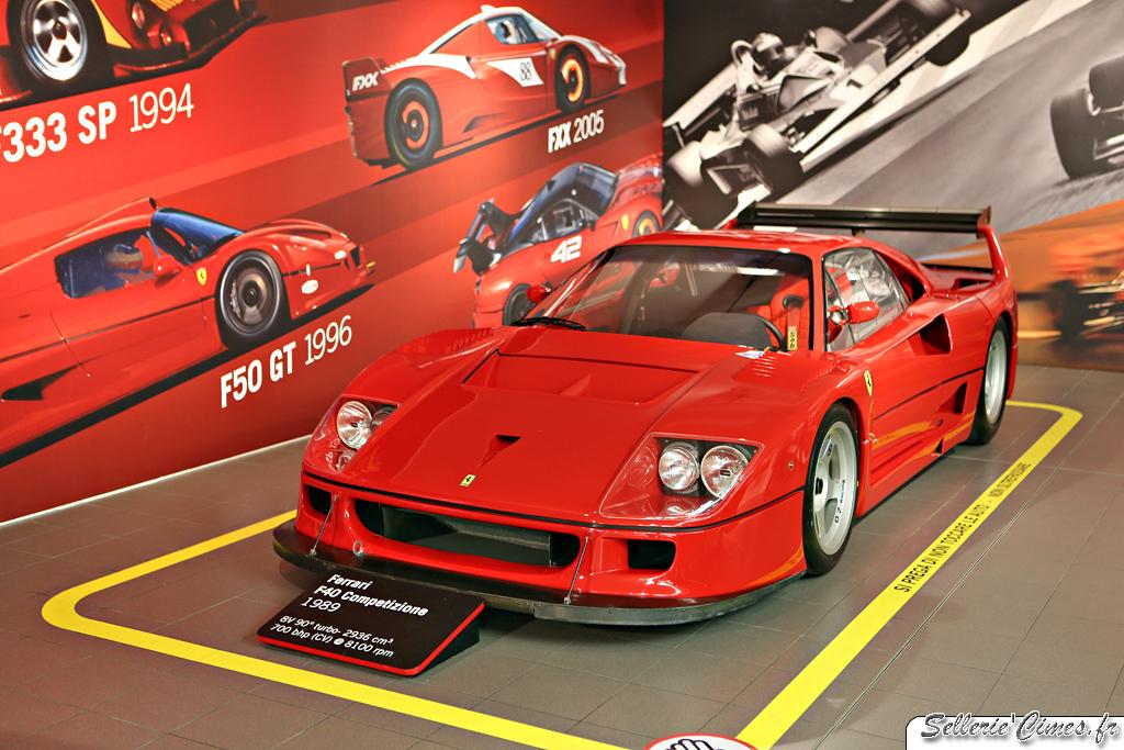 F40 LM 001