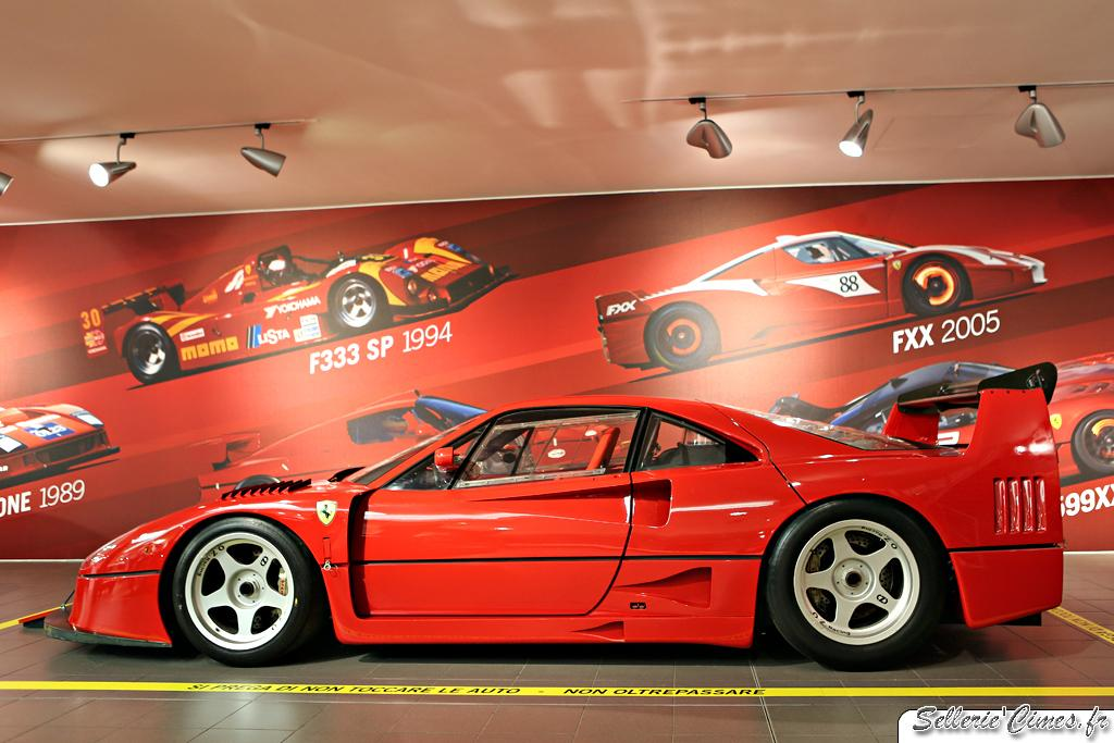 F40 LM 002