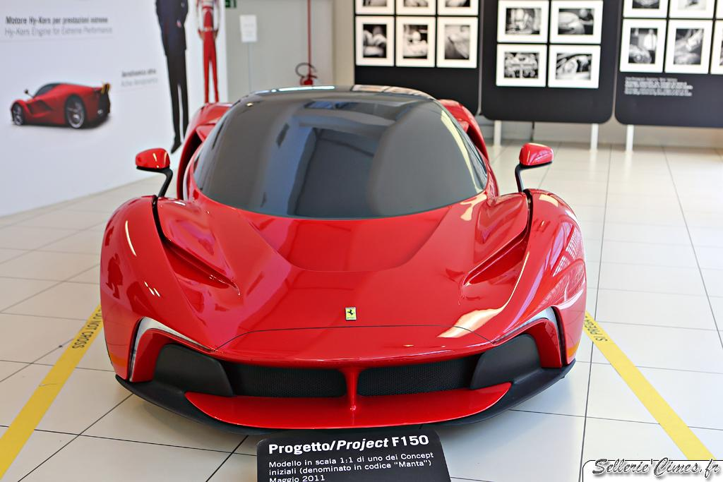 Ferrari LaFerrari Project F150 - Manta 001