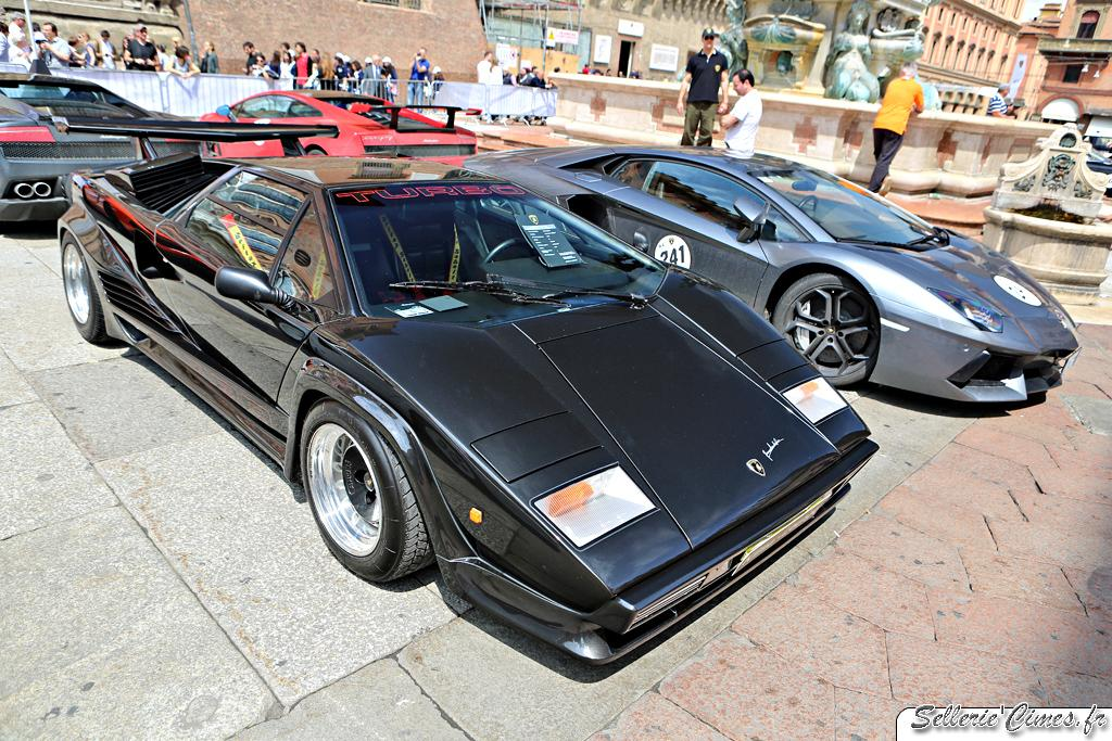 Lamborghini Countach Turbo S 001
