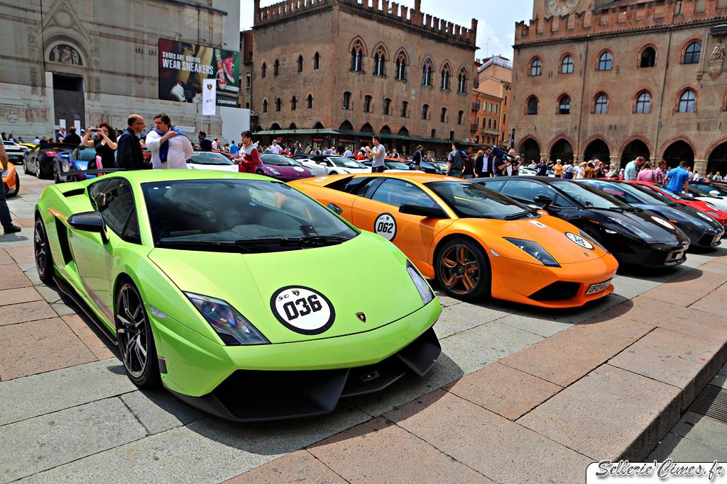 Lamborghini Gallardo LP570-4 Superleggera, Murcielago LP640