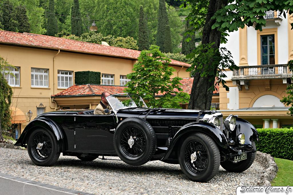 Bentley 8L Roadster YX5125 001
