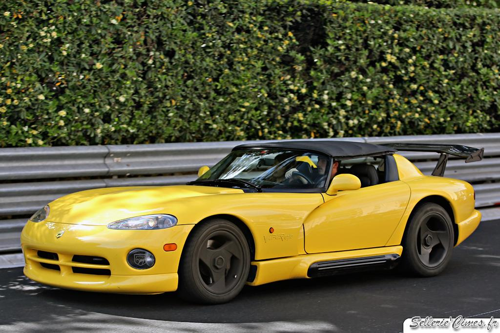 Dodge Vipert RT10 yellow 001
