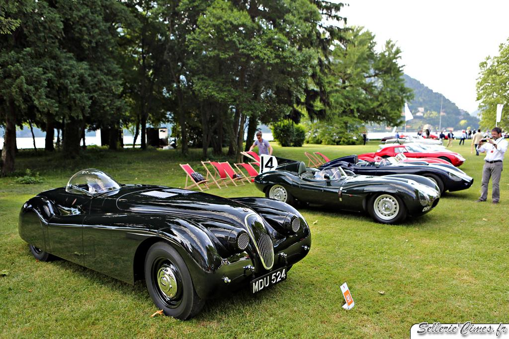 Jaguar XK120 2 Seaters Sports and D Type 001