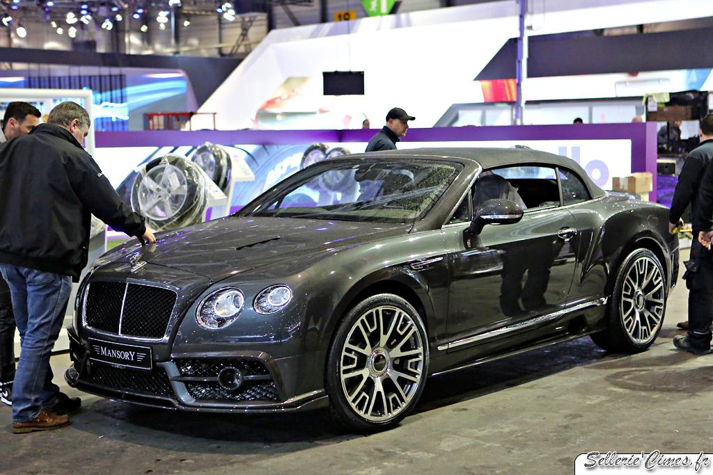 Bentley Continental GTC Mansory (1)