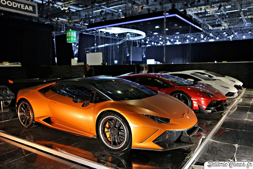 Lamborghini Huracan and Aventador by DMC Luxury 002