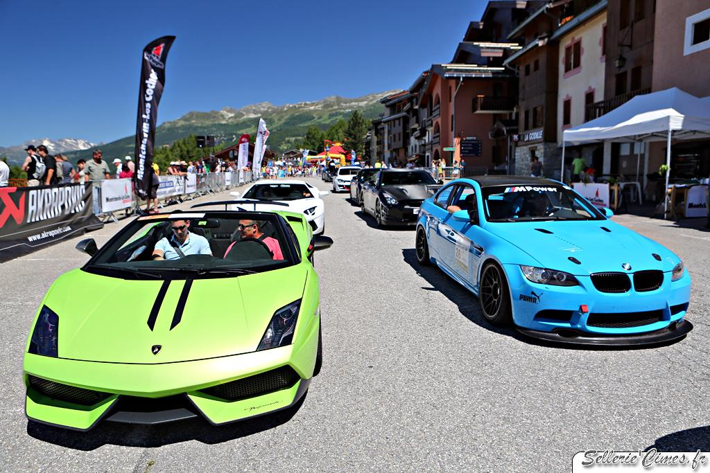 Lamborghini Gallardo LP570 Performante et BMW M3 E92 DM Performance