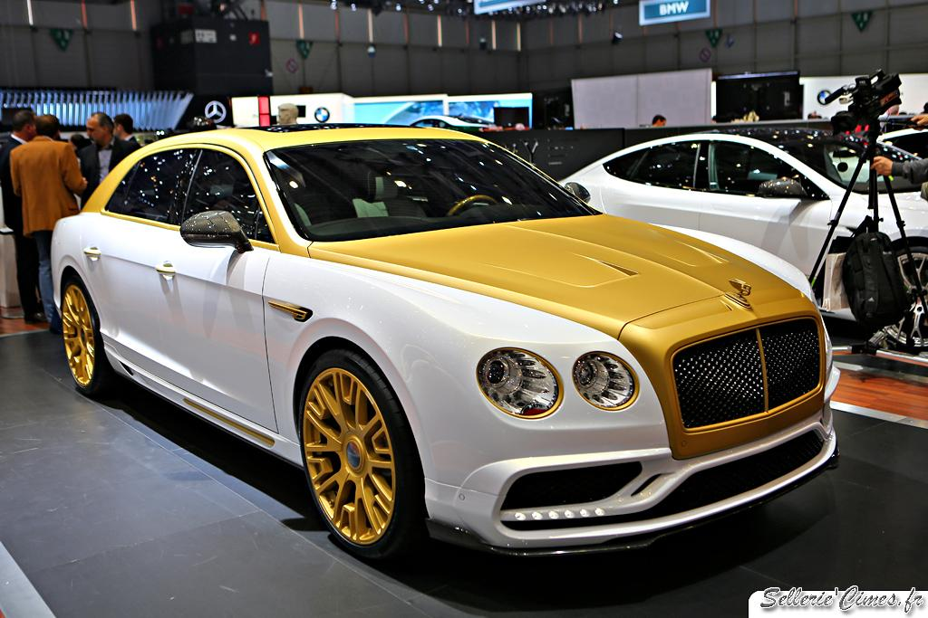 Bentley Continental Flying Spur Mansory Palm Edition 999