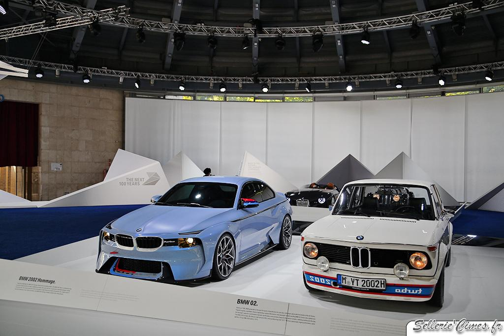 BMW 2002 Hommage Concept and 2002 Turbo
