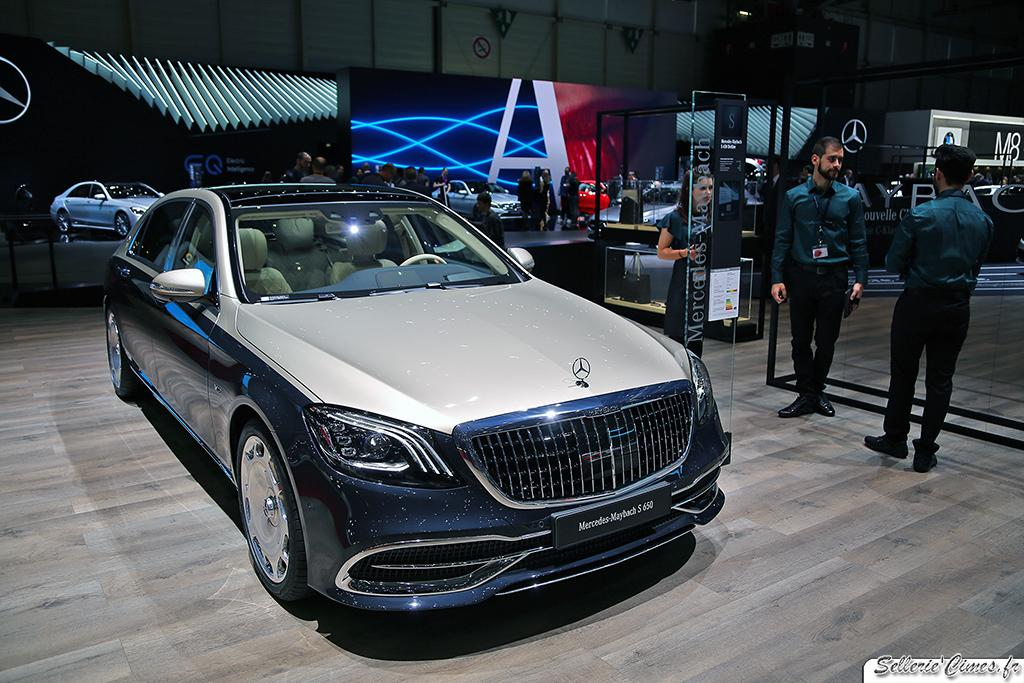 Mercedes Maybach S650 (1)