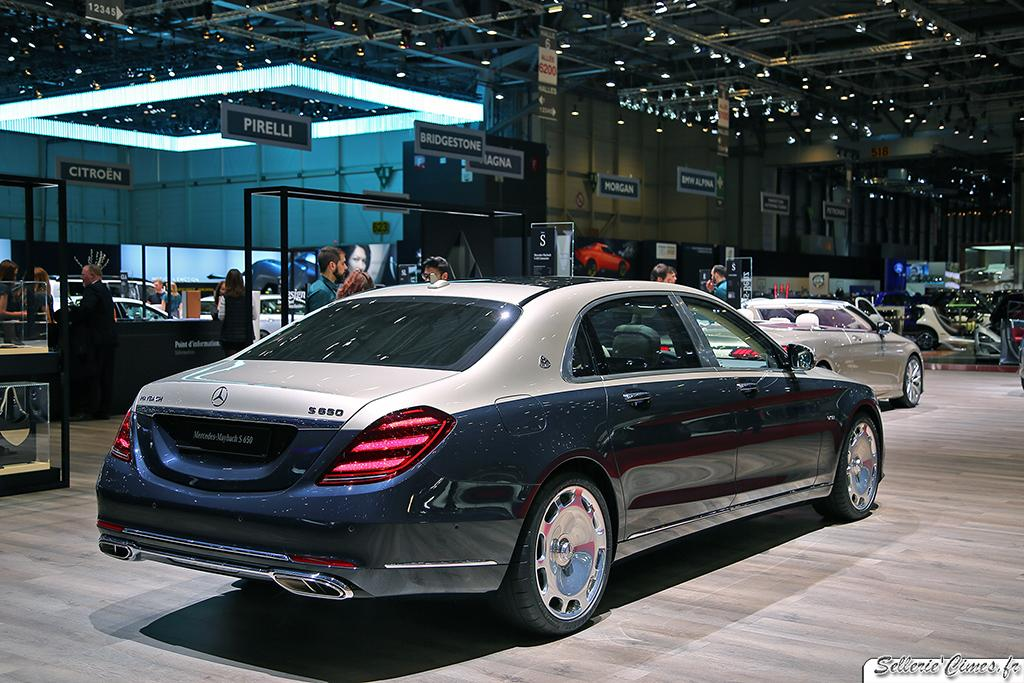Mercedes Maybach S650 (2)