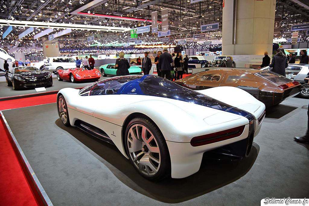 Maserati Birdcage 75th Concept Car (2)